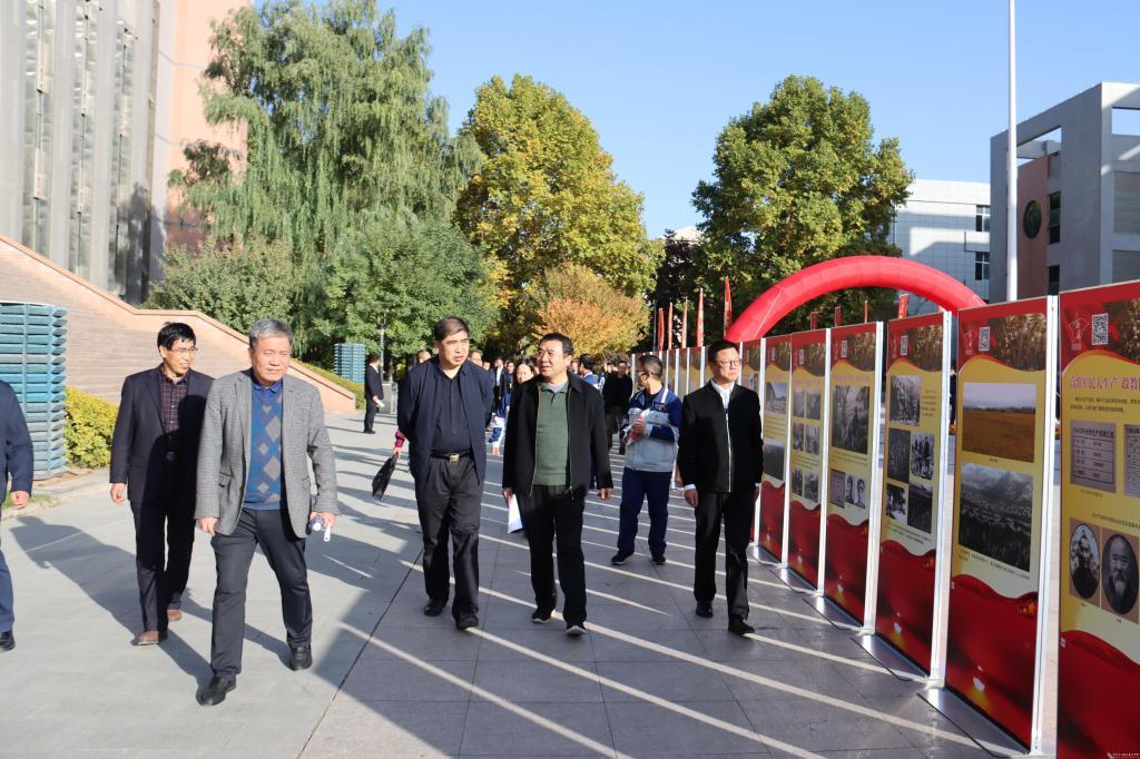 中国核工业勘察设计协会工程勘察专业委员会2020年年会代表一行到我猩钊耄考察交流